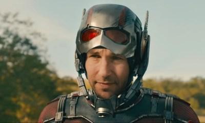 apareció Garrett Morris en Ant-Man