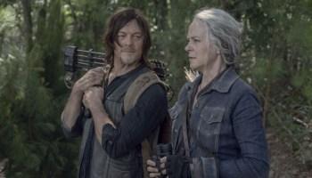 armas son un error en The Walking Dead