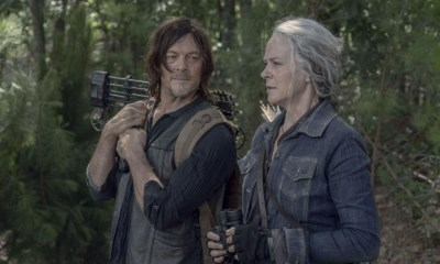 armas son un error en The Walking Dead