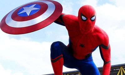 audición de Tom Holland para 'Civil War'