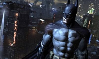 Pista que confirma el nuevo videojuego de Batman