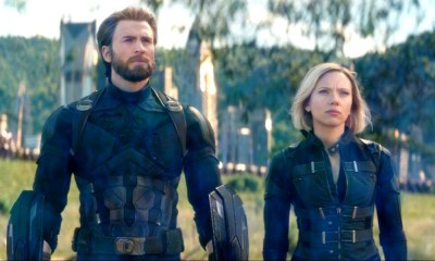 Captain America tendrá un cameo en Black Widow