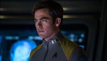 Chris Pine quiere actuar en 'Star Trek 4'