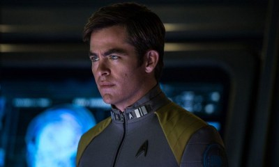 Chris Pine quiere actuar en 'Star Trek 4'