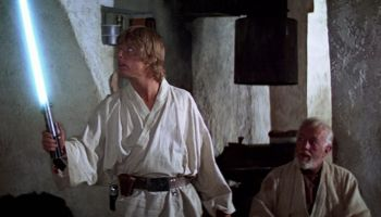 cuánto tiempo entrenó Luke para ser un jedi