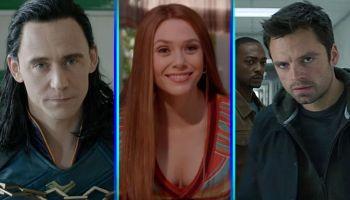 estreno de las series de Marvel en Disney Plus
