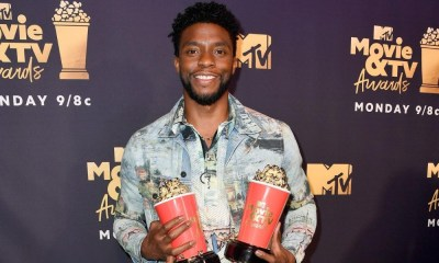 Homenajearon a Chadwick Boseman en los VMAs 2020