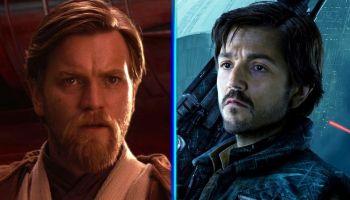 inicio de las grabaciones de 'Obi-Wan Kenobi'