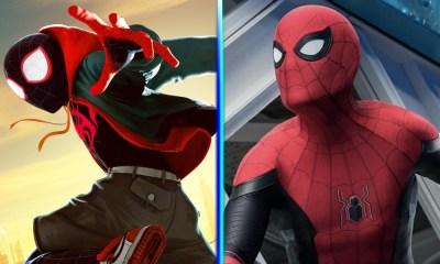 Inició la producción de 'Into the Spider-Verse 2'
