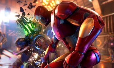 Iron Man y Captain America pelearán juntos en 'Marvel's Avengers'