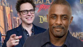 James Gunn reveló pistas sobre Idris Elba en 'The Suicide Squad'