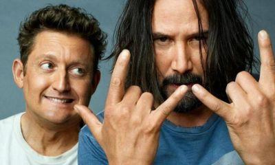 la nueva canción de Weezer para 'Bill & Ted Face The Music'