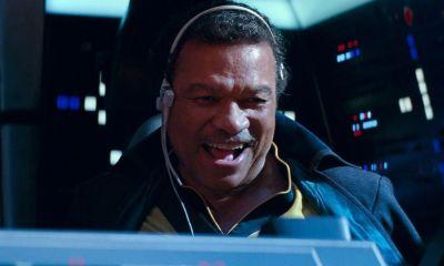 Lando Calrissian entre episodio 6 y 9
