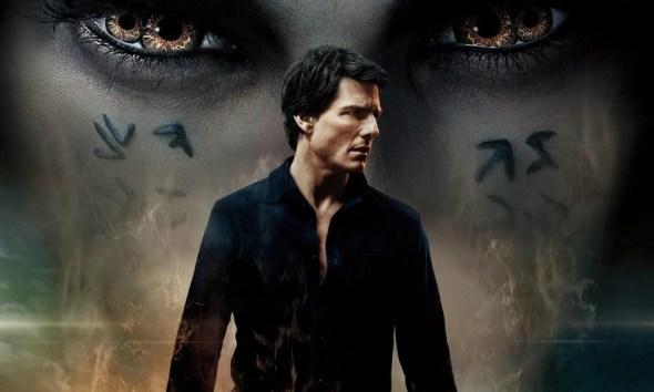 nadie puede correr con Tom Cruise en las películas