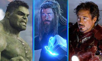 nuevas imágenes detrás de cámaras de 'Avengers: Endgame'