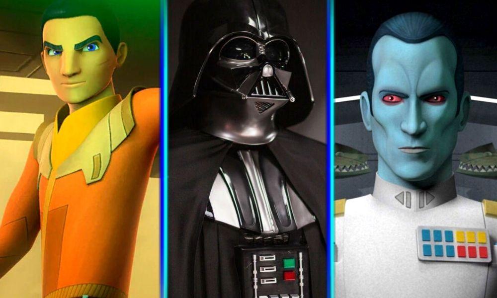 nuevas series de 'Star Wars'