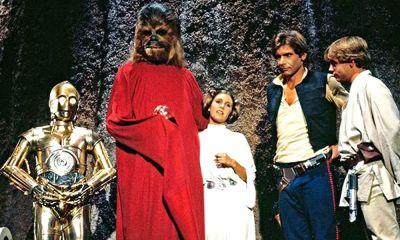 nuevo especial navideño de 'Star Wars'