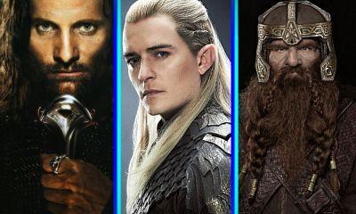 Orlando Bloom está emocionado por la serie de 'Lord of the Rings'