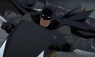 primera imagen de 'Batman Soul of Dragon'