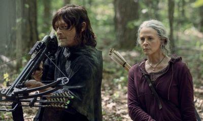 Producción de 'The Walking Dead' tiene prohibido enviar e-mails