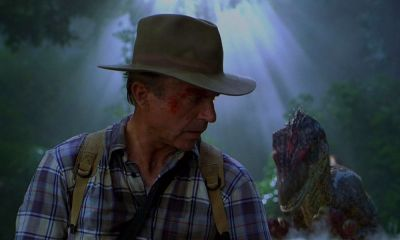 Sam Neill en 'Jurassic World: Dominion'