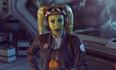 trailer de 'Star Wars Squadrons'