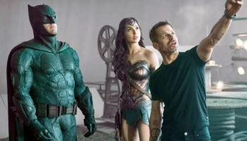 Zack Snyder's Justice League será una serie