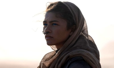 Zendaya tendrá un papel pequeño en 'Dune'