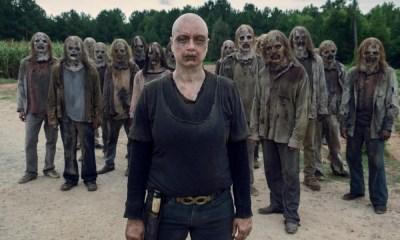 zombies de The Walking Dead son un error