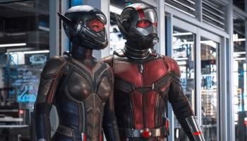 Ant-Man 3 presentaría a Fantastic Four