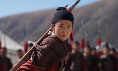 baja recaudación de Mulan en China