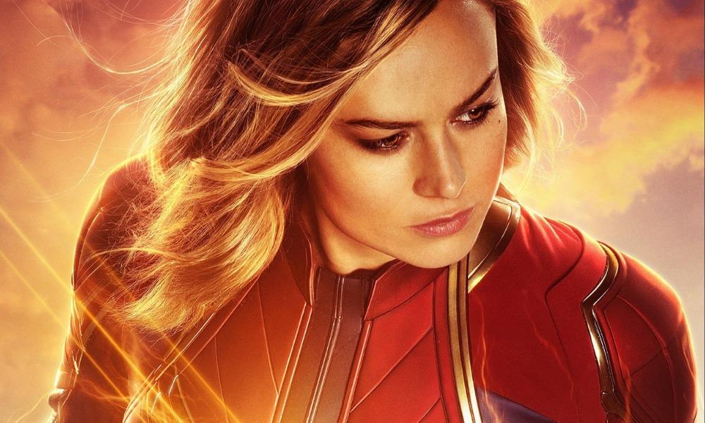 Brie Larson rechazó el papel de Captain Marvel por no sentirse preparada