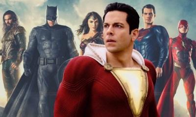 cuál personaje de DC debería aparecer en 'Shazam! 2'