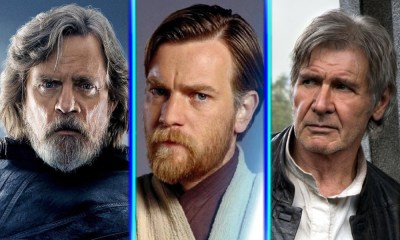 Rey iba a ser familiar de Obi-Wan