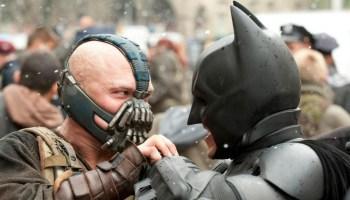 escape de Bruce Wayne es un error en The Dark Knight Rises
