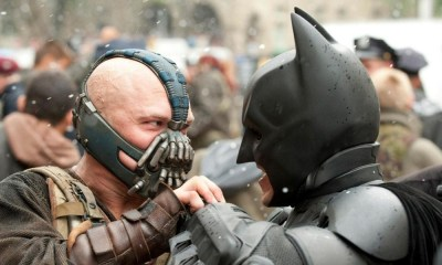 escape de Bruce Wayne es un error en The Dark Knight Rises