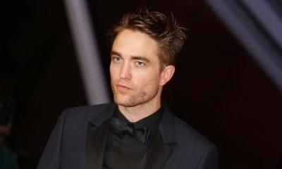 fan art de Robert Pattinson como James Bond
