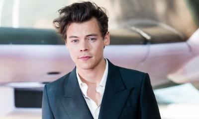 Harry Styles como Starfox