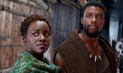 homenaje de Lupita Nyong'o a Chadwick Boseman