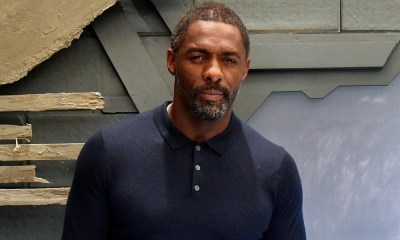 Idris Elba como James Bond