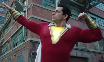 inicio de grabaciones de 'Shazam! Fury of the Gods'