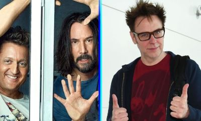 James Gunn habla de 'Bill and Ted: Face the Music'