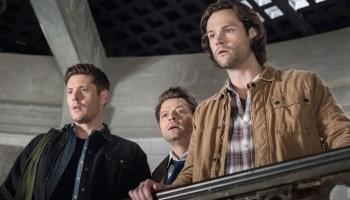 Jensen Ackles se quedó con el Impala de 'Supernatural'