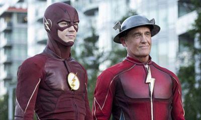 John Wesley Shipp regresará a 'The Flash'