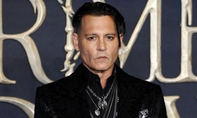 Johnny Depp pide retrasar su juicio para grabar 'Fantastic Beast 3'