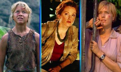 Julianne Moore no la invitaron a Jurassic World Dominion