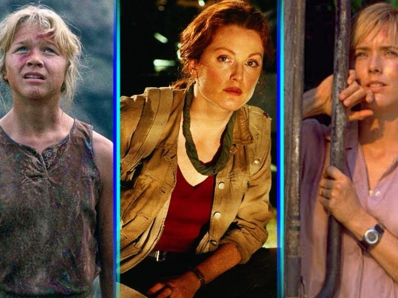 Julianne Moore no la invitaron a Jurassic World Dominion