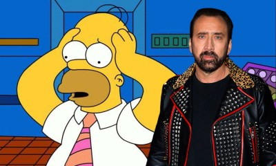 Nicolas Cage casi interpreta a Frank Grimes