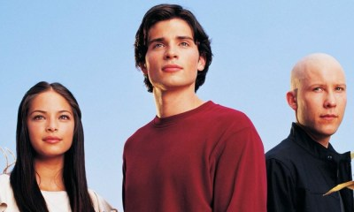 Nueva reunión del elenco de 'Smallville'