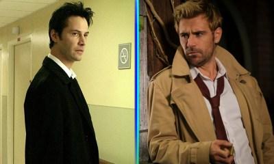 nuevo actor que interpretará a Constantine